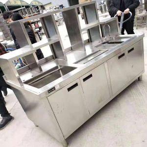 北京蛋糕房烘培设备回收 面包玻璃展柜回收 烘培店烤箱回收